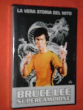 DVD FILM - BRUCE LEE- supercampione- SIGILLATO NUOVO
