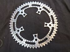 STRONGLIGHT 56 CHAINRING 122 MM BCD DRILLED CRANK SET SPROCKET TOURING ROAD NOS