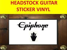 EPIPHON CROWN SG BLACK HEADSTOCK STICKER VISIT OUR STORE WITH MANY MORE MODELS