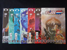 GI Joe Front Line Reloaded Special Missions Dreadnoks Sigma 6 Image DDP VF+/NM+