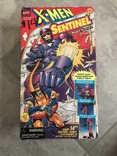 Marvel: X-Men -SENTINEL ROBOT PLAYSET ~ Toy Biz 1994