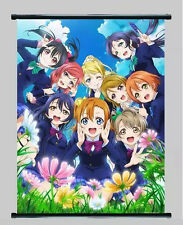 Hot! Japan Anime Wall Scroll love live Poster Whole Art 40x60cm 2164