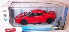 Lotus Evora S in red 1-24 Scale Diecast Model New
