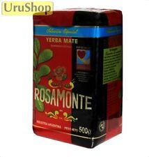 Y65 ERBA Mate rosamonte ESPECIAL 500g Tea ARGENTINA