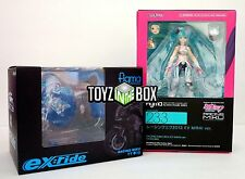 "In STOCK Good Smile Figma ""Racing Miku + Ex Ride TT13"" SET Action Figure 233"
