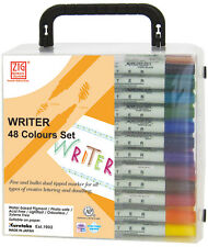 Zig Memory System Writer Dual-Tip Markers 48/Pkg-