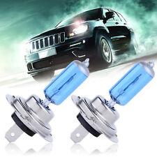 2pcs H7 XENON HALOGEN BULB 5000K Car Super White Light Bulbs 12V 55W FE