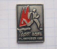 AGFA/équipe 11. octobre 1998.... photo pin (112k)