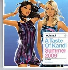 (CK269) Hedkandi, A Taste Of Kandi Summer 2009 - DJ CD