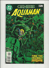 Aquaman  #37  VF  Vol 3