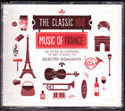 The Classic 100 - Music Of France - CD- (4CD) (Brand New Sealed)