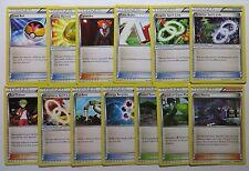 Completar XY ANCIENT orígenes Trainer Pokemon Tarjetas Set