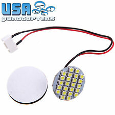 12V LED Headlight DJI Phantom CX-20 Quanum Nova QAV250 Quadcopter Night Light
