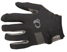 Pearl Izumi Elite Gel Full Finger Bike Cycling Gloves Black - XL