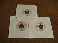 Dayspring/ Lot of 3 Promo  45s/ Morris Chapman/ Paul Smith/ Cynthia Clawson NM-