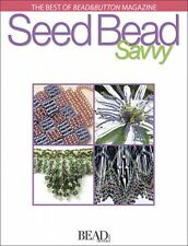 Bead & Button Magazine Book - Seed Bead Savvy-