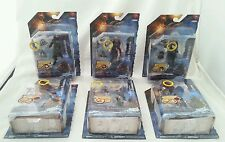 """Pirates of the Caribbean On Stranger Tides 4"""" Action Figure Lot Jack Sparrow NEW"""