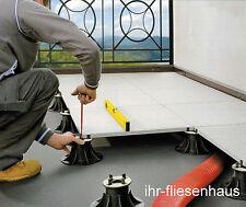 Stelzlager SE0 selbstnivellierend höhenverstellbar 28-38mm für Terrassenplatten