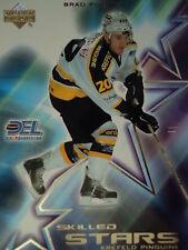 3 Brad Purdie Krefeld Pinguine DEL 2001-02 Skilled Stars