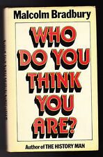 Malcolm Bradbury - Who Do You Think You Are? - 1st Ed 1976 in Dustwrapper