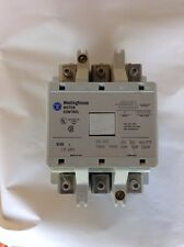 Westinghouse 3ph Contactor A201K4CX