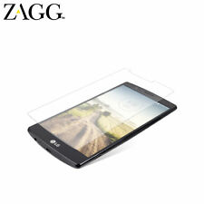 Genuine ZAGG LG G4 InvisibleSHIELD Tempered GLASS Screen Protector Guard Clear