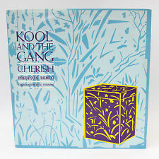 Kool & The Gan - Cherish - 3 Pista 30.5cm EP - Vinile Record