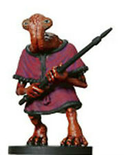 STAR WARS MINIATURES U ITHORIAN SCOUT 49/60 RS