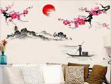 Chinese Style Wall Stickers Vinyl Home Art Decal Room Removable Decor Mural