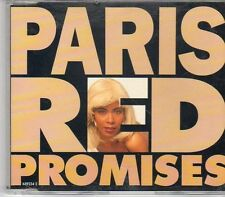 (EK701) Paris Red, Promises - 1993 CD