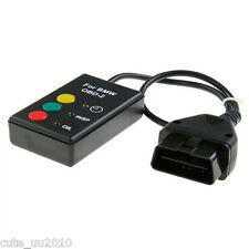 2001-2006 Bmw Obd2 Obdii Oil Service and Inspection Light Reset Tool Universal