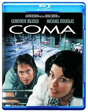 COMA (1978 Michael Douglas)  -  Blu Ray - Sealed Region free for UK