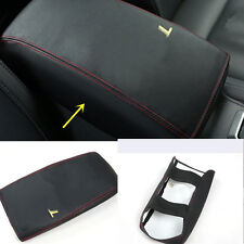 Black Holder Armrest Box Cover Refit handrail sets for Hyundai Tucson 2015-2016