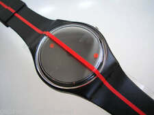 360º ROSSO SUR BLACKOUT! Swatch ART Special LIMITED TO 5,555 PCS By VARINI-NIB!