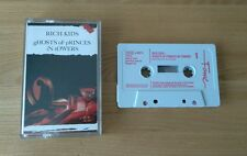 RARE Rich Kids Ghosts Of Princes In Towers UK Cassette TCFA413077 Punk New Wave
