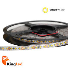 KingLed® Strisce LED 12V 600SMD3528 Calda 2700k 48W Strip Impermeabile IP65 0542