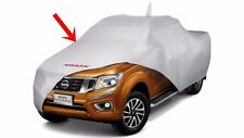 NISSAN NAVARA/NP300 2015 DOUBLE CAB ONLY GENUINE SILVER POLYESTER CAR COVER