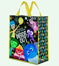 BNWT INSIDE OUT TOTE SHOPPING BAG DISNEY STORE ORIGINAL JOY SADNESS BING BONG