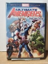 'Ultimate Avengers The Movie' Animated Marvel Features  IBSN 0-7888-7