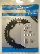 Shimano Zee Single Speed Chainring 38T 104mm BCD FC-M640