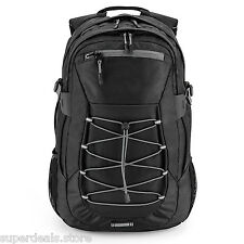 "Basecamp Globetrotter 15""- 17"" Laptop / MacBook Backpack - Gray"