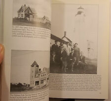 IMAGES OF AMERICA - LIGHTHOUSES AND LIFE SAVING ALONG THE MASSACHUSETTS COAST