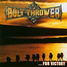 BOLT THROWER - ...For Victory LP - FDR UK Sealed new copy - DEATH METAL CLASSIC