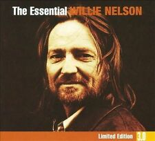 WILLIE NELSON The Essential 3.0 3CD BRAND NEW Best Of Greatest Hits