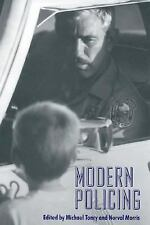 Modern Policing: Crime and Justice, Volume 15 (Crime and Justice: A Review of Re