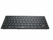 Genuine Lenovo IdeaPad Y480 Y485 Portuguese Brazil Backlit Keyboard 25202987