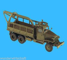 Roco Minitanks H0 605 CCKW 353 LKW + KRAN WWII US Army HO 1:87 GMC truck crane