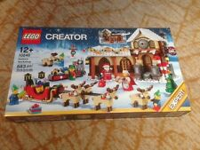 Lego 10245 Creator Santa's Workshop MISB