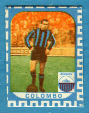 CALCIATORI NANNINA 1961-62 -Figurina-Sticker - COLOMBO - ATALANTA -New