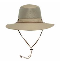 New Booney Bush UV Protection Men's Outback Floatable boonie Sun Hat UPF 50+